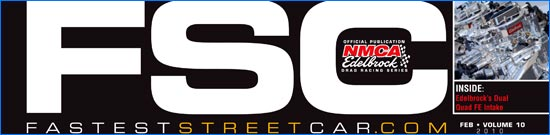 Fastest Street Car Magazine Reviews KOS Motorsports Website
