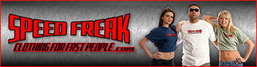 Welcome To Speed Freak, Clothing For Fast People