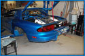 The Luzerne Blue On The Painted Version 2.0 Trans Am 2010